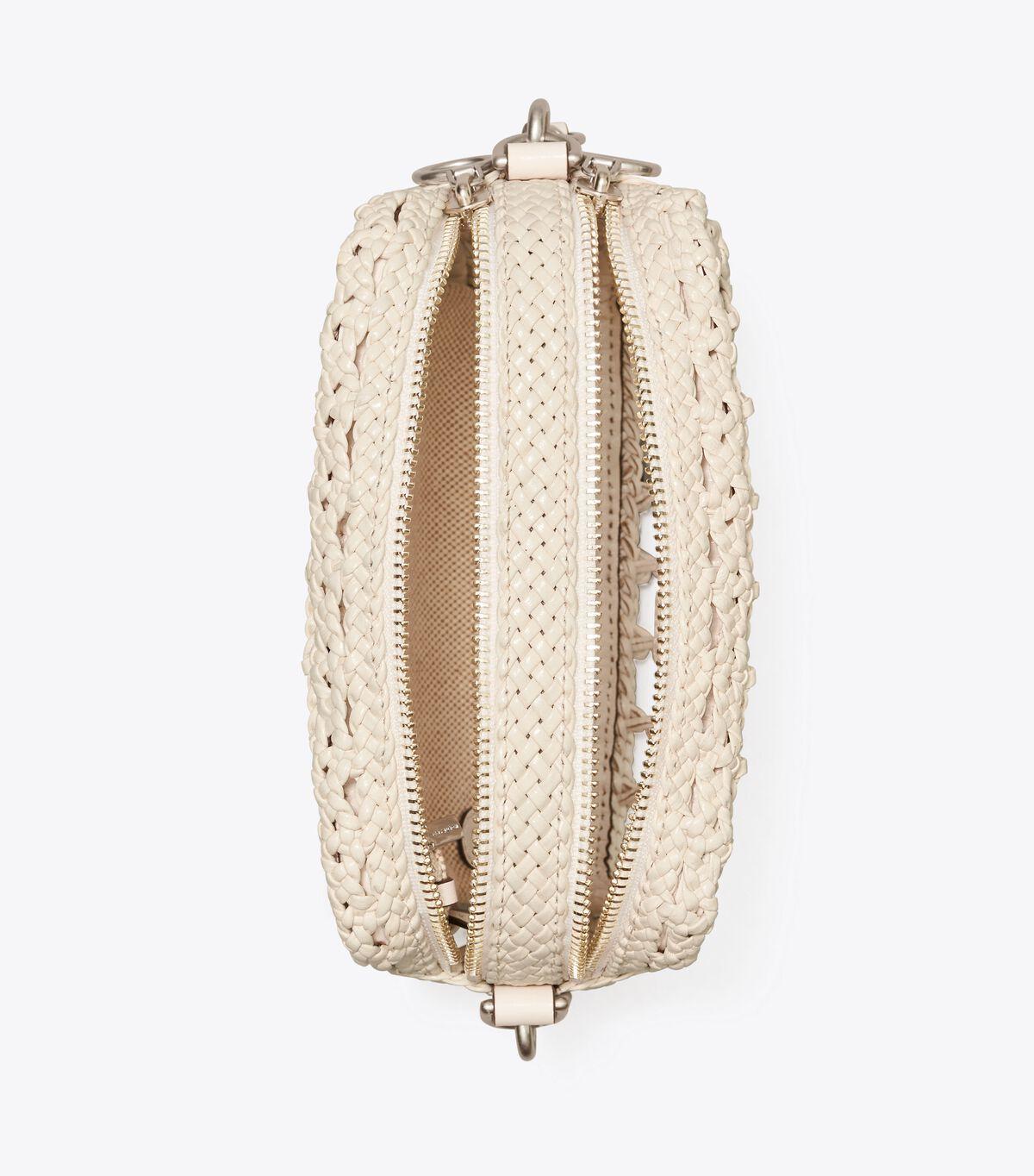 حقيبة صغيرة منسوجة بيري بومب