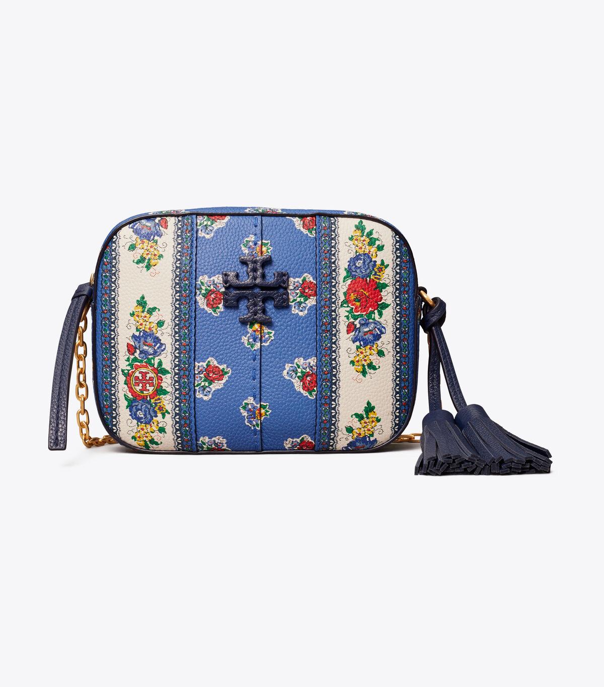 MCGRAW FLORAL CAMERA BAG | 431 | Crossbody Bags