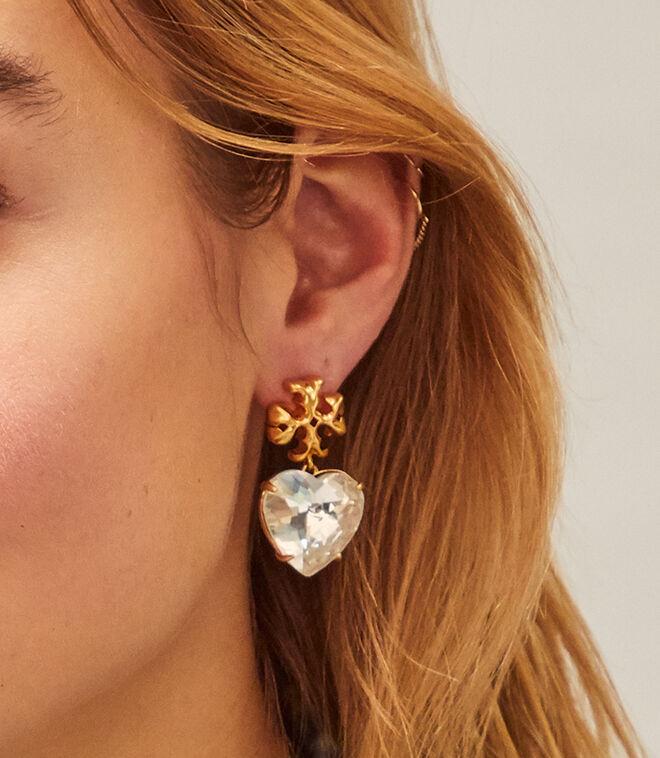 Roxanne Heart Earring
