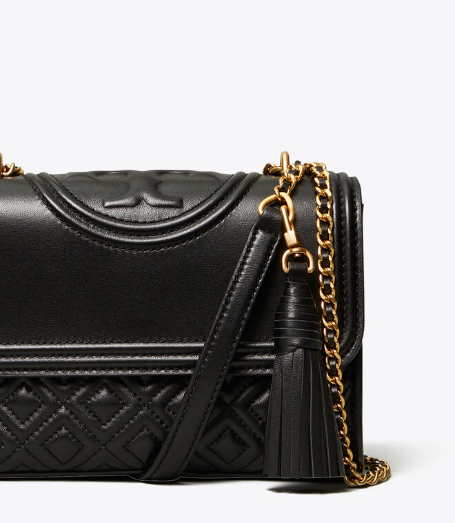 FLEMING SMALL CONVERTIBLE SHOULDER BAG   001   Shoulder Bags