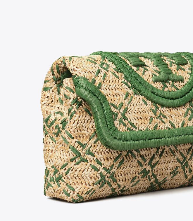 حقيبة يد قشية فليمينغ سوفت