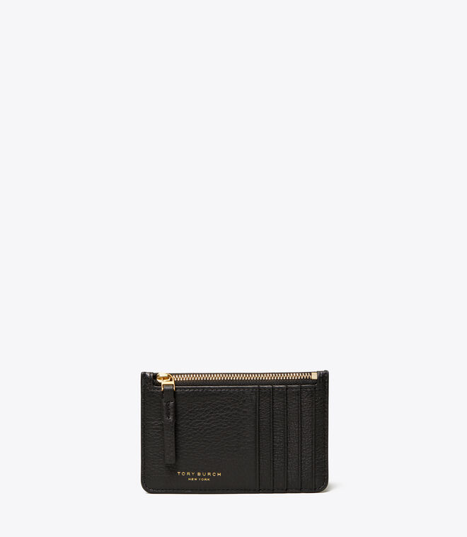 PERRY TOP-ZIP CARD CASE | 001 | Card/Coin Cases
