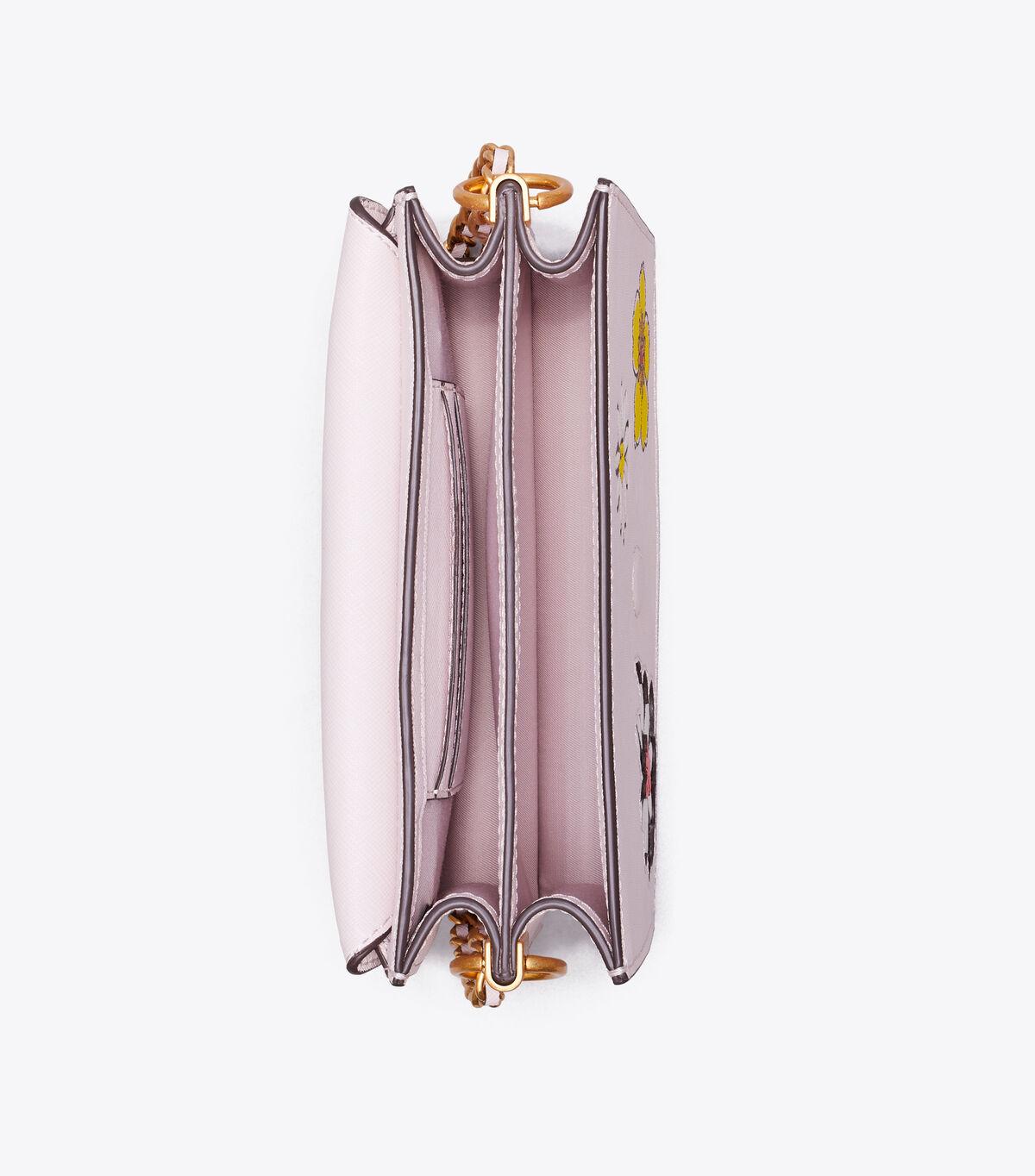 ROBINSON APPLIQUE MINI SHOULDER BAG
