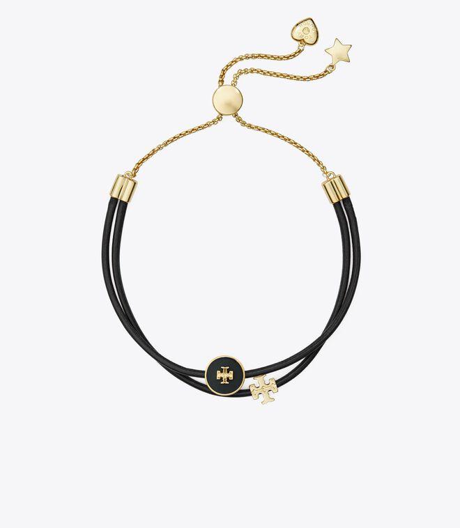 Kira Enamel Slider Bracelet