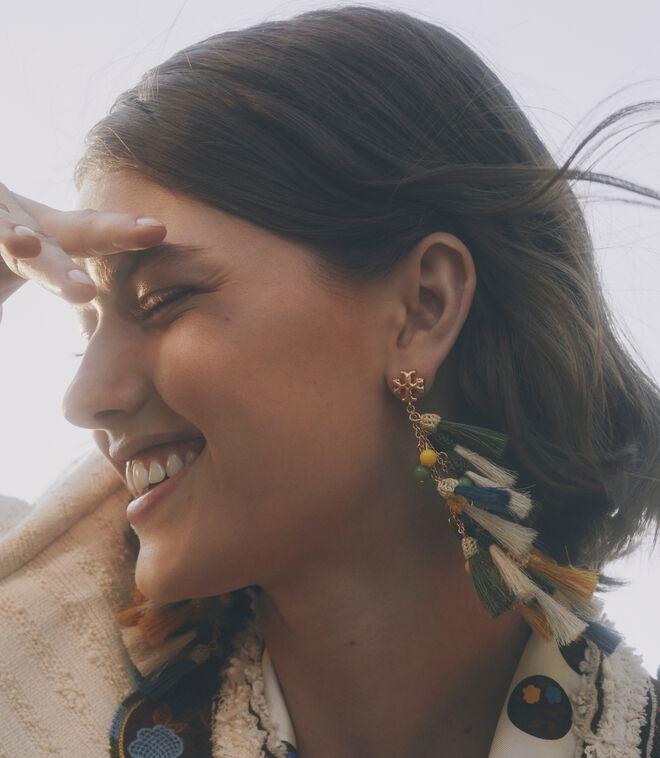 Tassel Earring