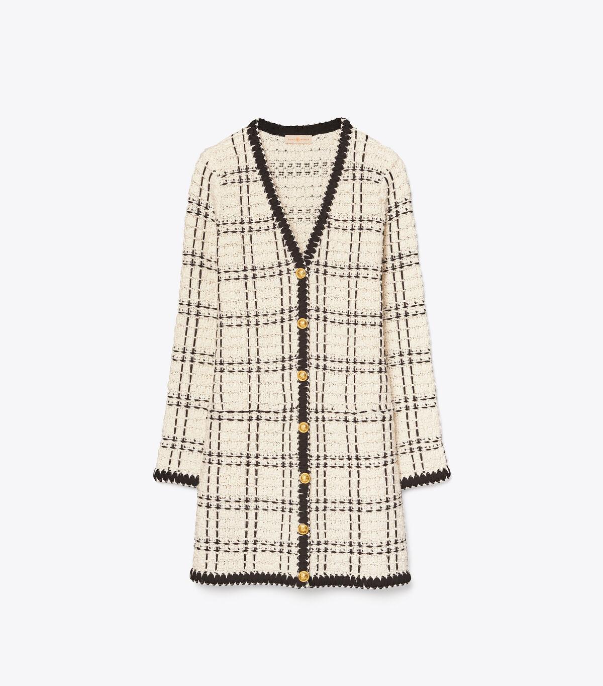 Tweed Kendra Coat | 104 | Cardigans