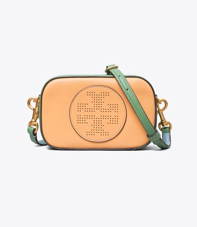 Perry Bombé Perforated Logo Mini Bag