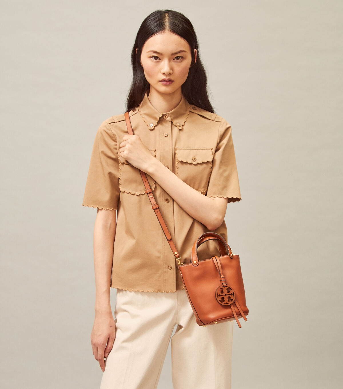 Miller Mini Bucket Bag