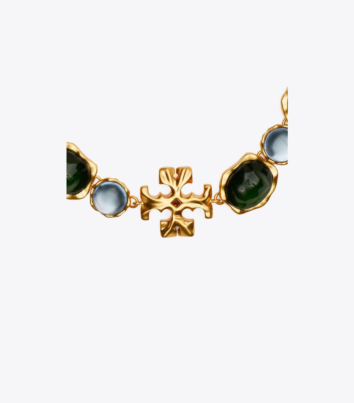 Bandana Paisley Short Necklace