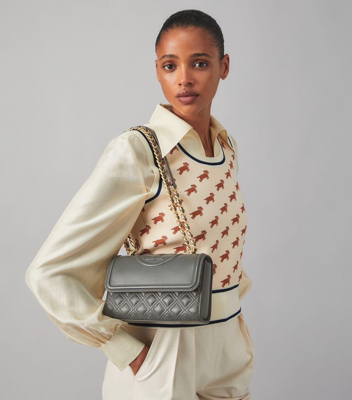 حقيبة فليمينغ كتف صغيرة قابلة للتحويل