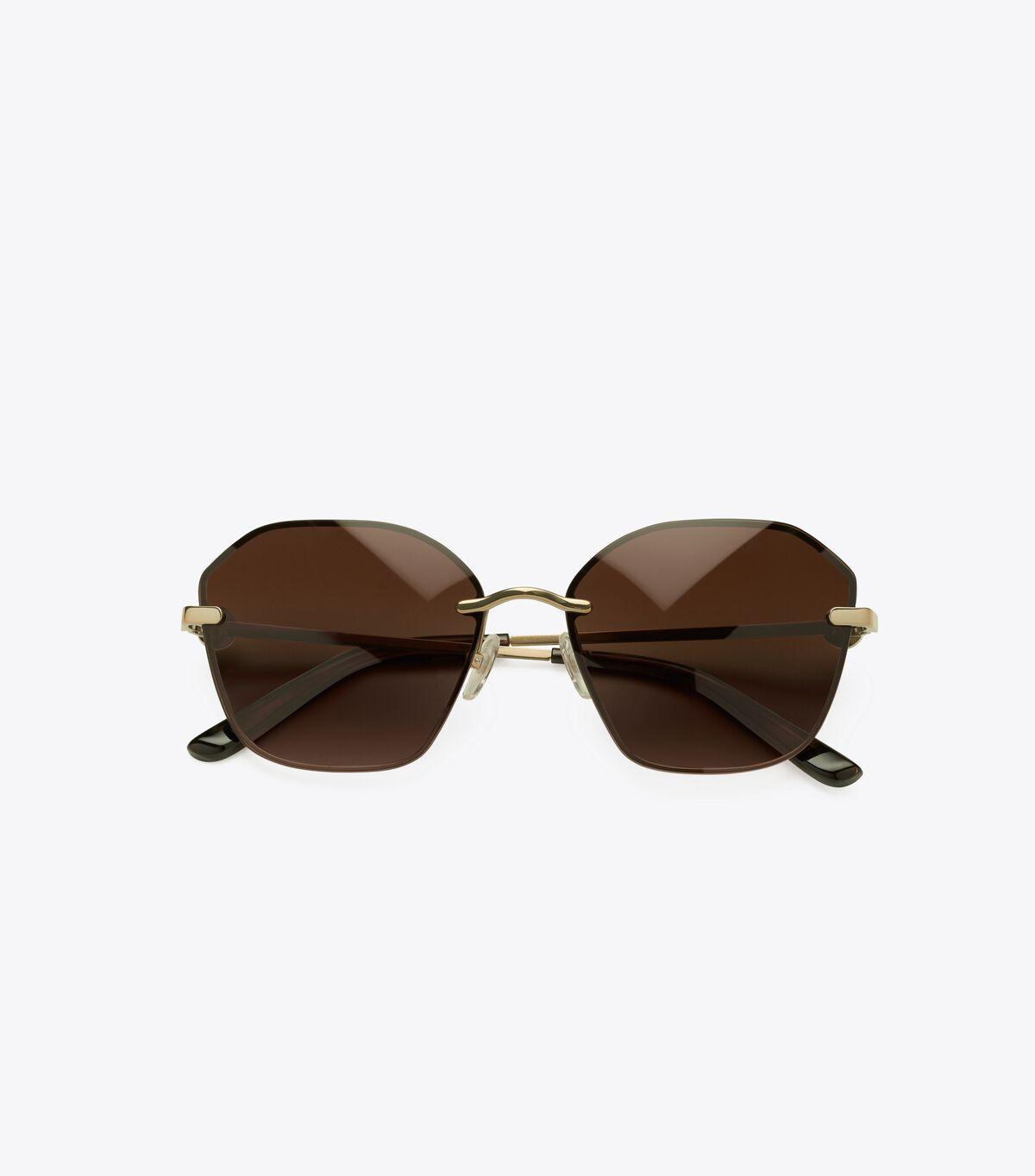 Miller Geometric Sunglasses