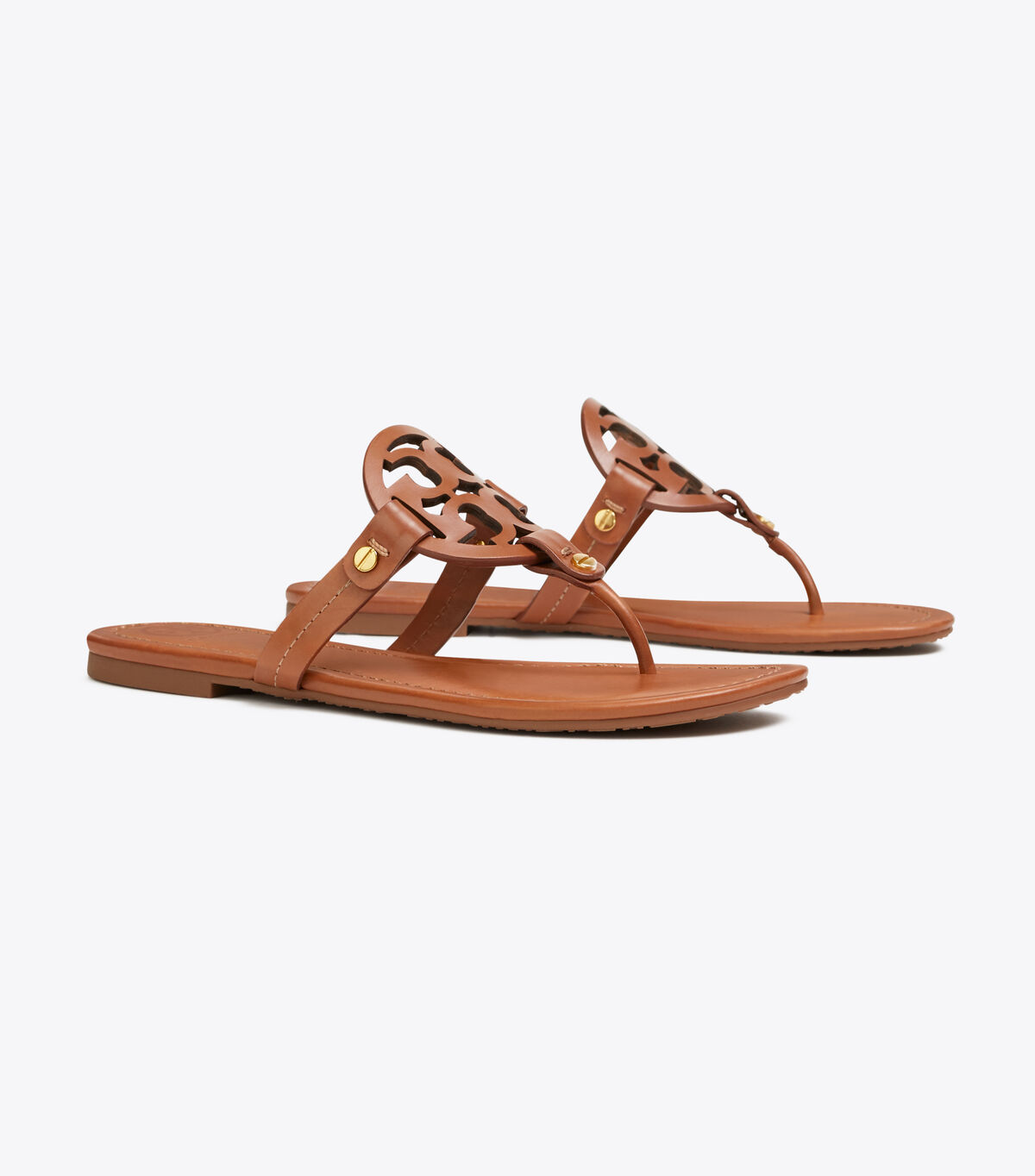 Miller Sandal, Leather