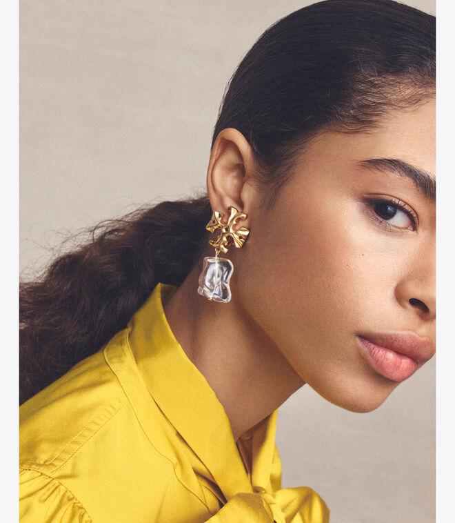 Roxanne Drop Earring