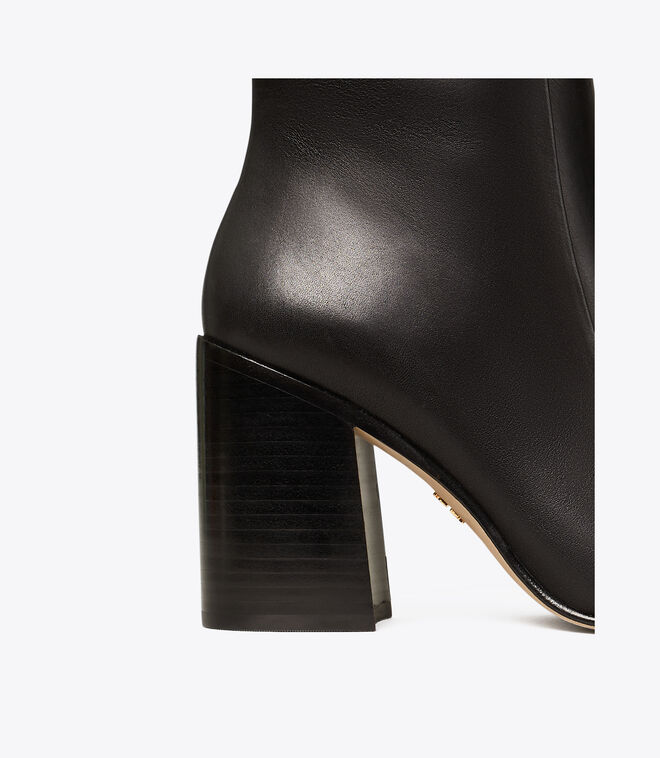 EQUESTRIAN LINK 85MM ANKLE BOOTIE