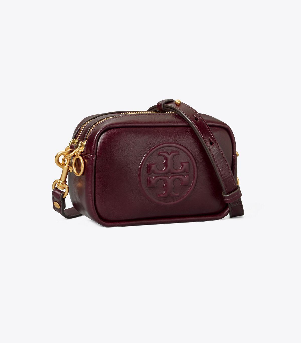 Perry Bombe Glazed Mini Bag