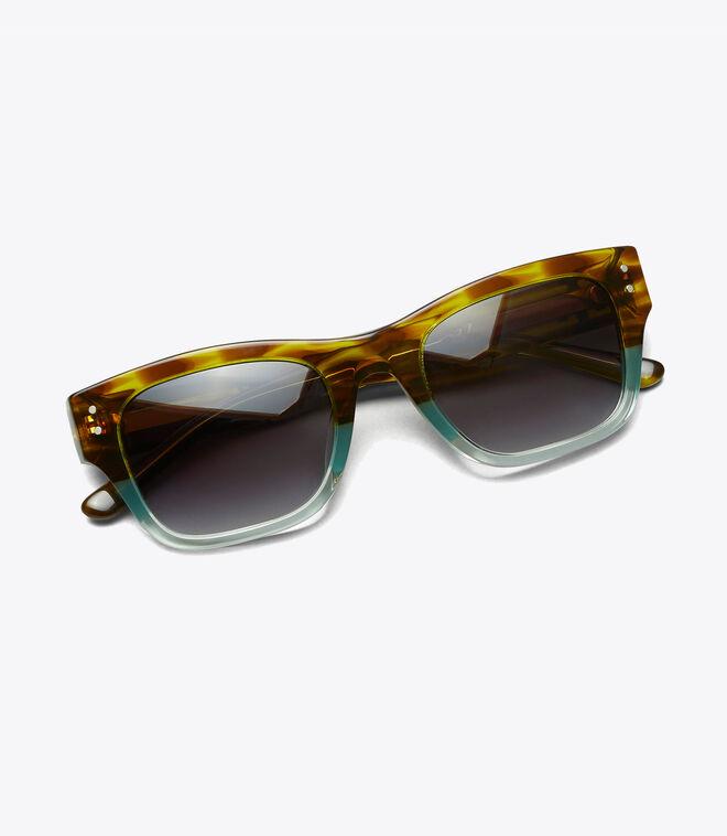VINTAGE EXPLODED STACKED RECTANGULAR | 311 | Sunglasses