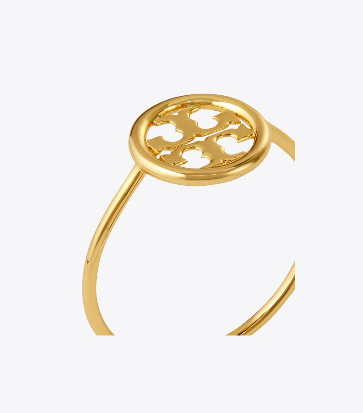 MILER DELICATE RING - TORY GOLD