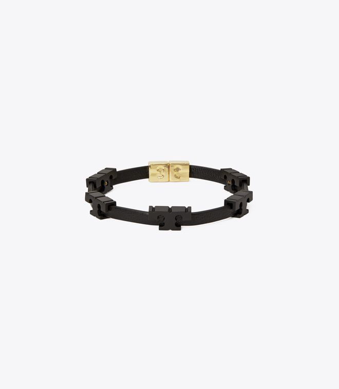 Serif-T Stackable Powder Coated Bracelet