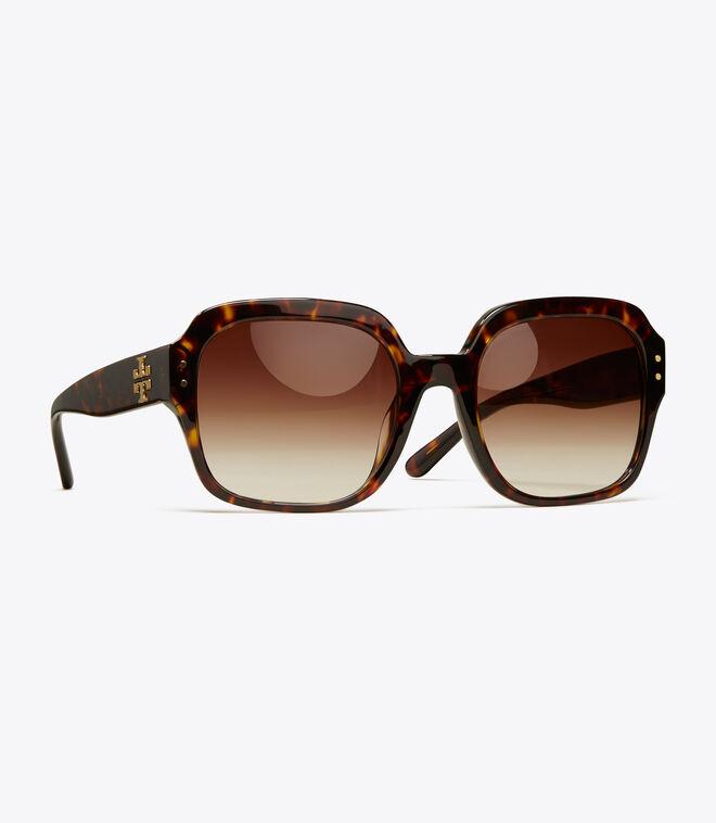 نظارات شمسية فينتاج ايكسبولديد مربعة / 001 / نظارات شمسية