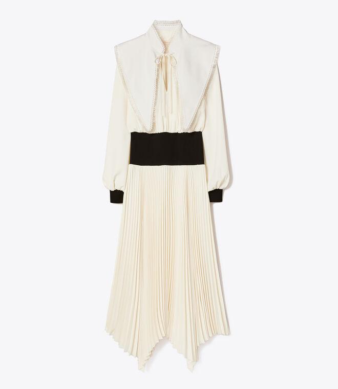 REMOVABLE COLLAR DRESS