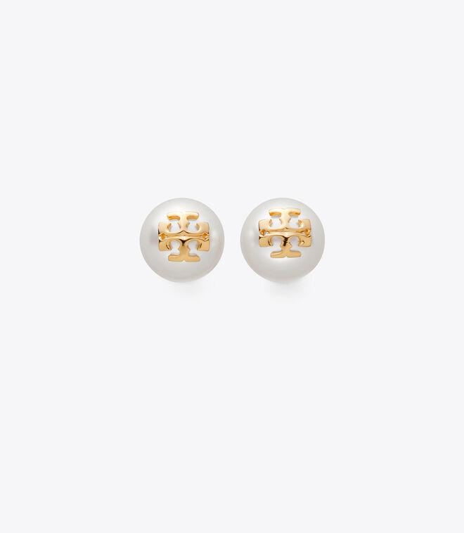 حلق دبوس كريستال بيرل | 110 | حلق دبوس